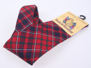 Pure Wool Tie in Cameron of Lochiel Modern Tartan