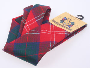 Pure Wool Tie in Chisholm Modern Tartan