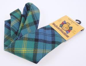 Pure Wool Tie in Gordon Old Ancient Tartan