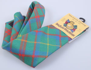 Pure Wool Tie in MacKintosh Hunting Ancient Tartan