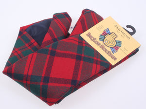 Pure Wool Tie in MacKintosh Modern Tartan