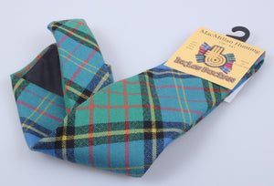 Pure Wool Tie in MacMillan Hunting Ancient Tartan