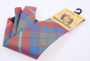 Pure Wool Tie in Roxburgh Ancient Tartan