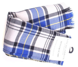 Luxury Lightweight Scarf in Hannay Tartan