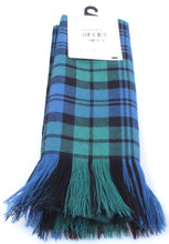 Luxury Sash in Campbell Ancient Tartan