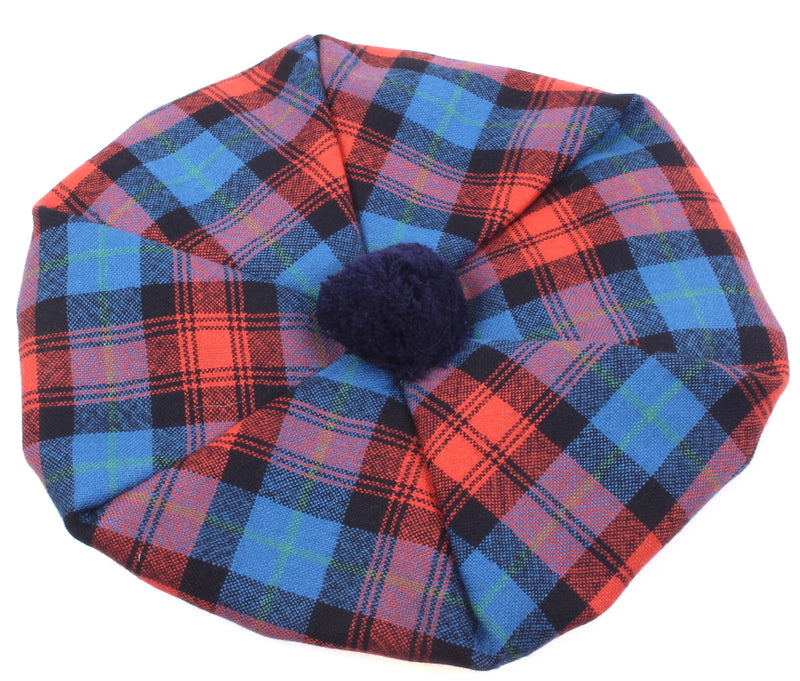 Unisex Wool Tam in MacLachlan Ancient Tartan