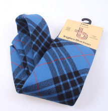 Pure Wool Tie in Elliot Ancient Tartan