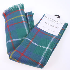 Luxury Lightweight Scarf in Inglis Ancient Tartan