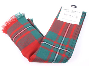 Luxury Lightweight Scarf in MacGregor Ancient Tartan