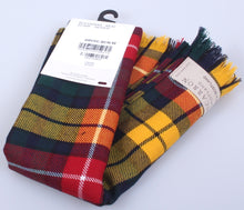 Luxury Lightweight Scarf in Buchanan Modern Tartan