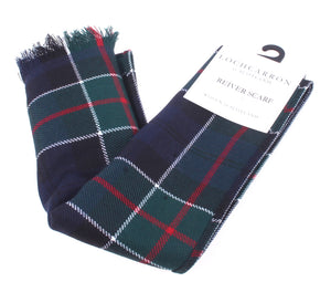 Luxury Lightweight Scarf in Colquhoun Modern Tartan
