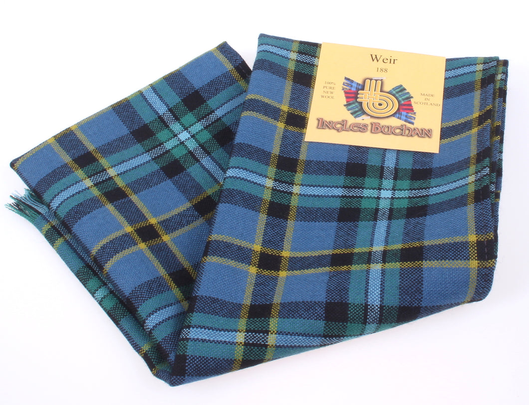 Scarf in Weir Ancient Tartan