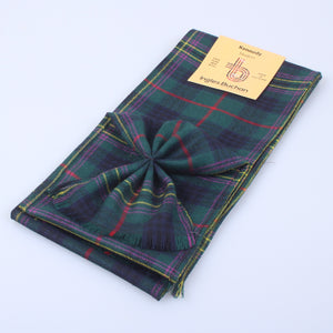 Wool Mini Sash in Kennedy Modern Tartan