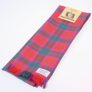 Wool Scarf in MacNab Ancient Tartan