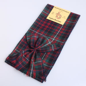 Wool Mini Sash in MacDonell of Glengarry Modern Tartan