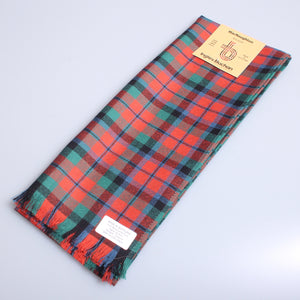 Wool Scarf in MacNaughton Ancient Tartan