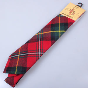 Pure Wool Tie in Boyd Modern Tartan
