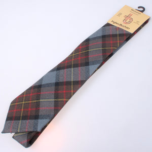 Pure Wool Tie in MacLaren Weathered Tartan