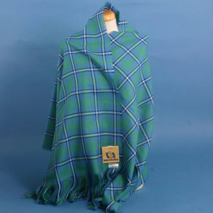 Irvine Ancient Tartan Wool Stole