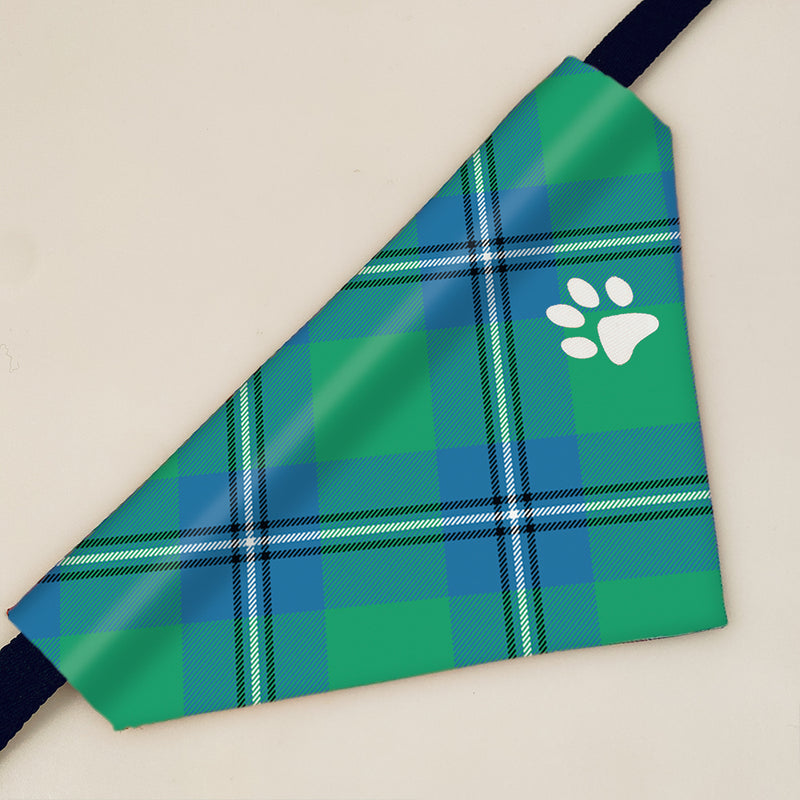 Irvine Ancient Tartan Pet Bandana