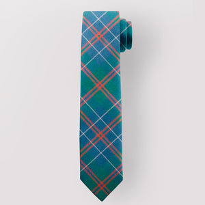 Pure Wool Tie in MacHardy Ancient Tartan.