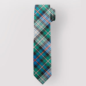Pure Wool Tie in MacKenzie Dress Ancient Tartan