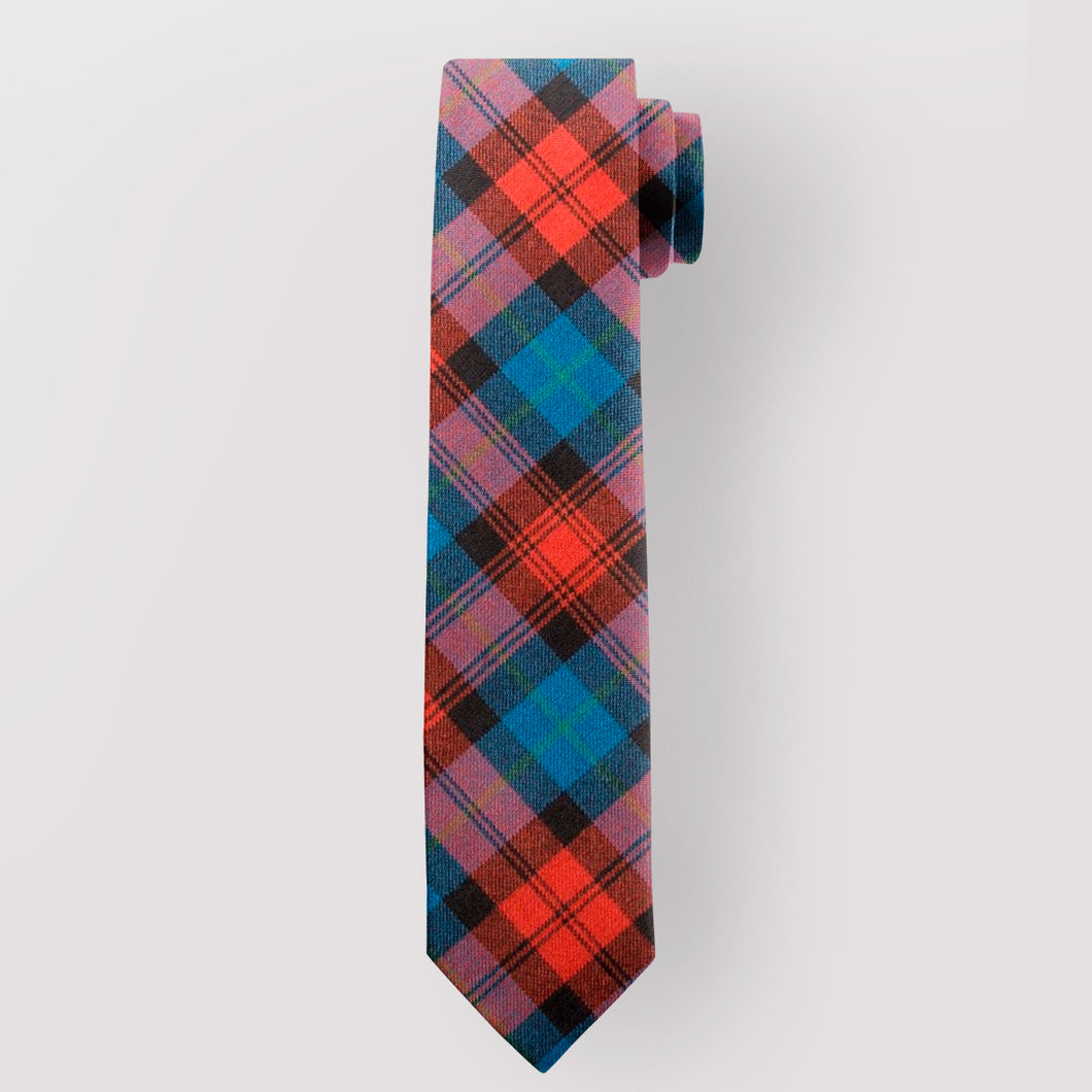 Pure Wool Tie in MacLachlan Ancient Tartan