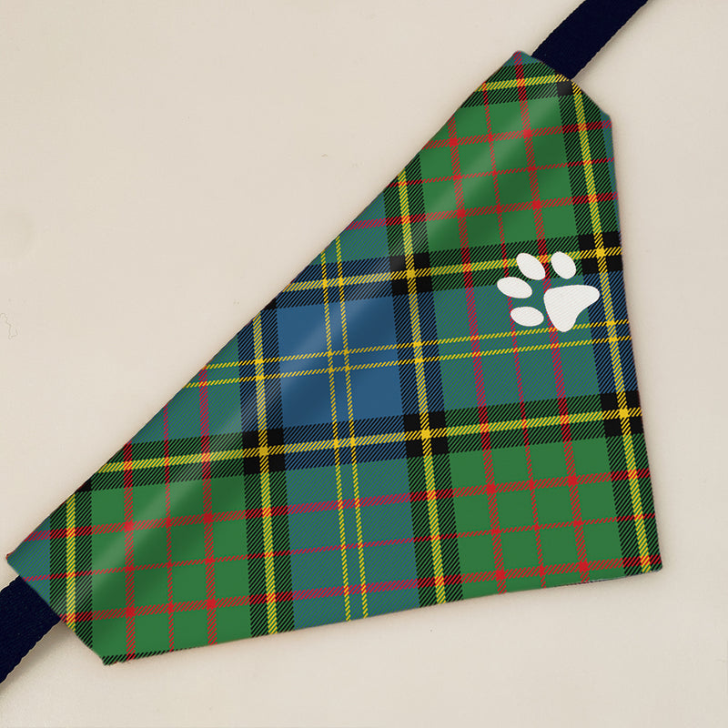 MacMillan Hunting Ancient Tartan Pet Bandana