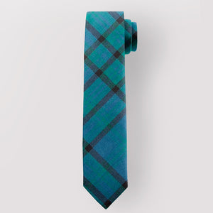 Pure Wool Tie in Matheson Hunting Ancient Tartan