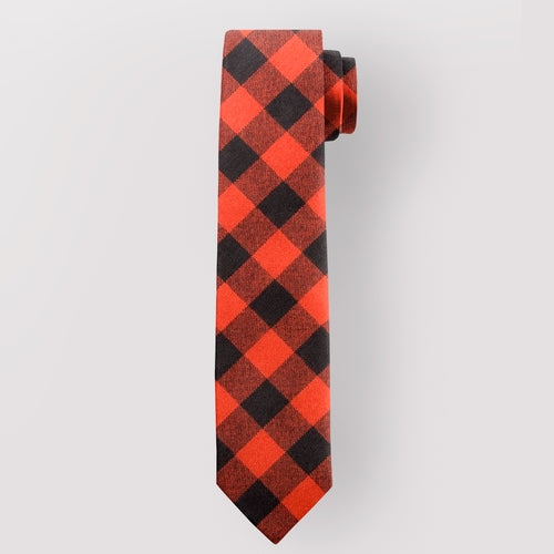 Pure Wool Tie in Rob Roy MacGregor Ancient Tartan