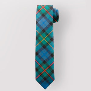 Pure Wool Tie in Smith Ancient Tartan