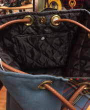 Extra Large Tattimole Tartan Bag in Anderson