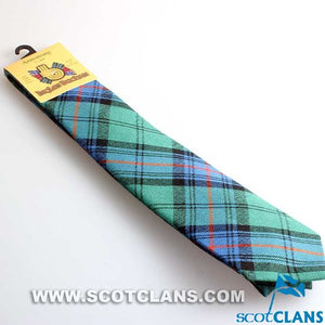 Pure Wool Tie in Armstrong Ancient Tartan