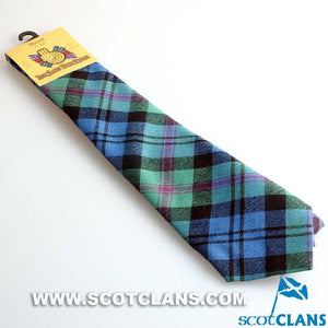 Pure Wool Tie in Baird Ancient Tartan