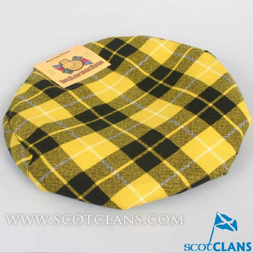 Pure Wool Golf Cap in Barclay Dress Tartan