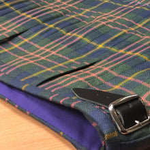 Cameron of Lochiel Hunting Weathered Heavyweight Hand Stitched Kilt
