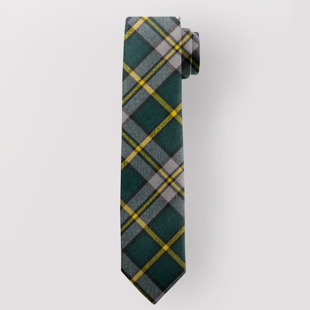 Pure Wool Tie in Cape Breton Tartan.