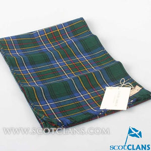 Luxury Lightweight Scarf in Cockburn Tartan
