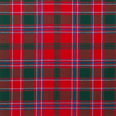 Lightweight Tartan by the meter  D-F