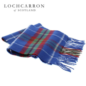 Lambswool Scarf in Edinburgh Tartan