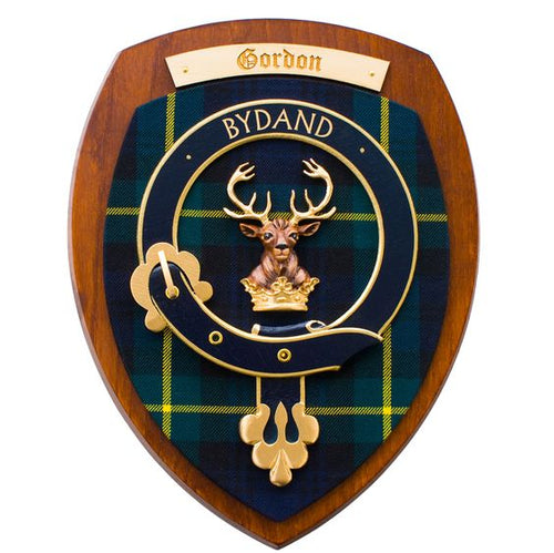 Gordon Clan Crest Plaque