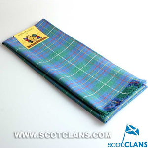 Wool Scarf in Inglis Ancient Tartan