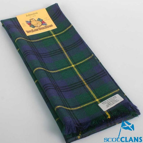 Wool Scarf in Johnstone Modern Tartan