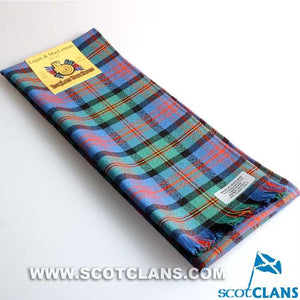 Wool Scarf in MacLennan Ancient Tartan