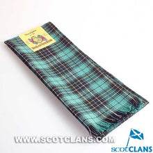 Wool Scarf in MacAlpine Ancient Tartan