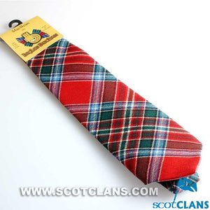Pure Wool Tie in MacBean Tartan