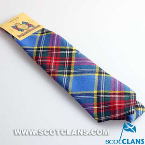 Pure Wool Tie in MacBeth Tartan