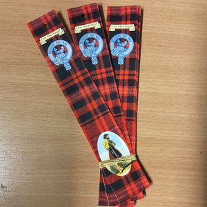 MacDougall Clan Bookmarks 5 Pack