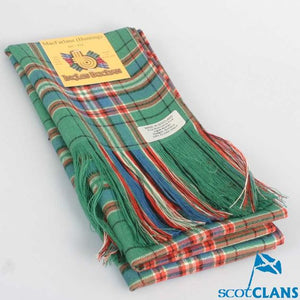 Tartan Full Length Sash in MacFarlane Hunting Ancient Tartan