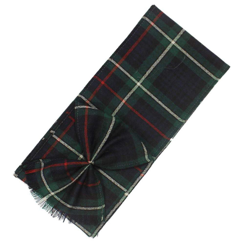 Wool Mini Sash in MacKenzie Modern Tartan